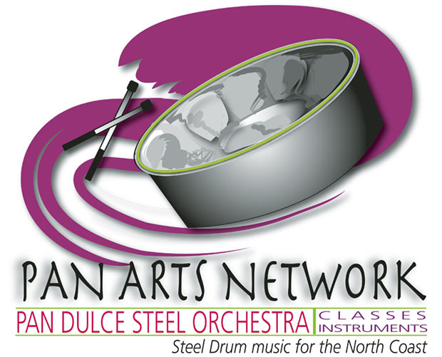 Pan Arts Network - Pan Dulce Steel Orchestra logo